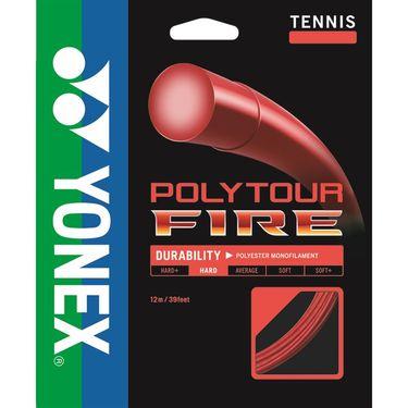 Yonex Polytour Fire 125 16L Tennis String