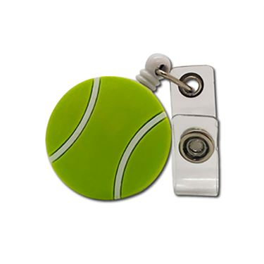 Racquet Inc Retractable Badge Holder - Green