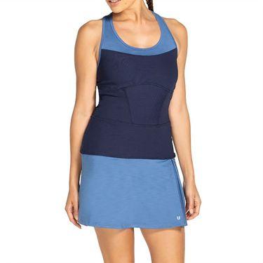 Eleven Rib Solar Dress Womens Denim RM0096 437