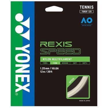 Yonex Rexis Speed 16L (1.25mm) Tennis String