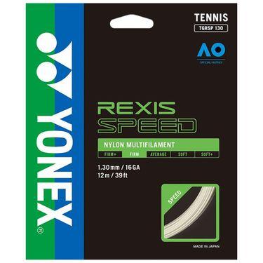 Yonex Rexis Speed 16 (1.30mm) Tennis String