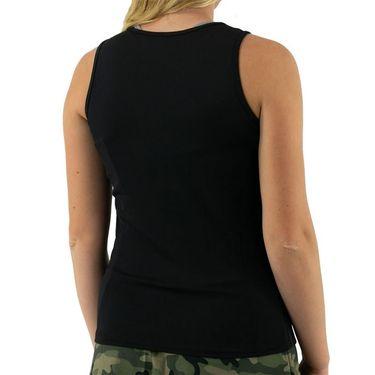 Inphorm Militaire Faith Tank Womens Black S21039 002