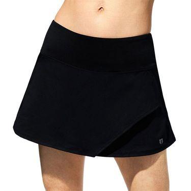 Eleven Essentials Fly Skirt Womens True Black SK105 001