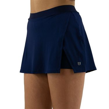 Eleven Essentials Cant Stop Wont Stop Skirt Womens Admiral Navy SK133 415