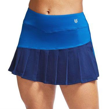 Eleven Legacy Diagonal Flutter Skirt Womens Electric Blue SK250 431