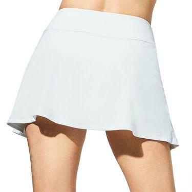 Eleven Essentials Flutter Skirt Womens Bright White SK500 100