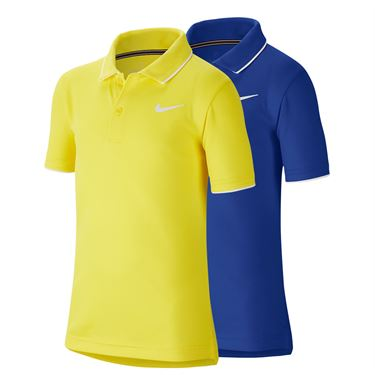 Nike Boys Court Dri Fit Polo Shirt SP 20