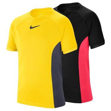 Nike Boys Court Dri Fit Crew Shirt SP 20 C