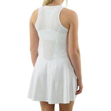 Lija Basic Breeze Dress Womens White SS 3205BW