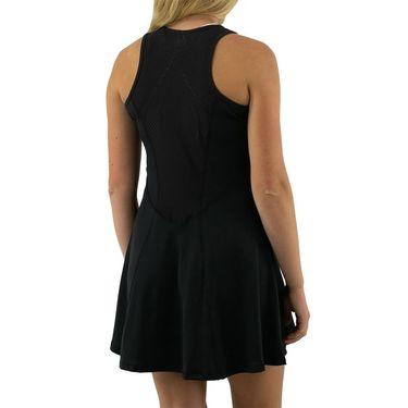 Lija Basic Noble Breeze Dress Womens Black SS 3205B