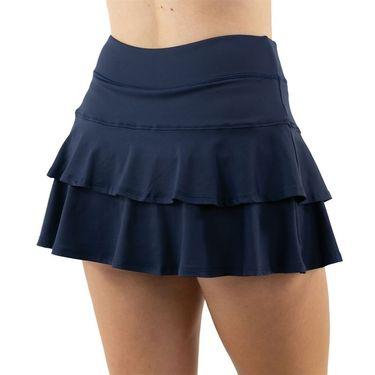 Lija Match Skirt Womens Dark Navy SS 4437NV