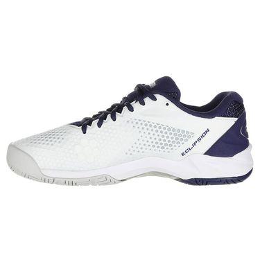 Yonex Power Cushion Eclipsion 2 Mens Tennis Shoe - White/Navy