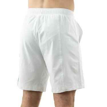 Sergio Tacchini Arezzo Short Mens White/Blue Multi STF21M60009 052