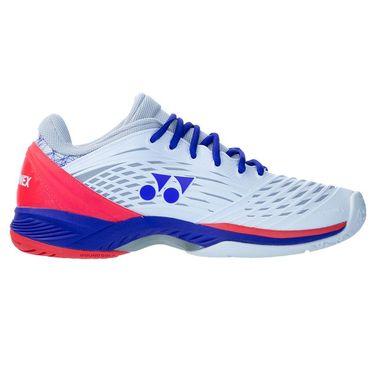 Yonex Fusion Rev 2 Womens Tennis Shoe White/Purple STFR2LWPU