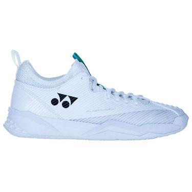Yonex Fusion Rev 4 Mens Tennis Shoe White STFR4AW