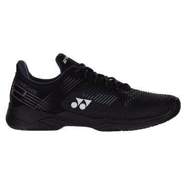 Yonex Sonicage 2 Mens Tennis Shoe Black