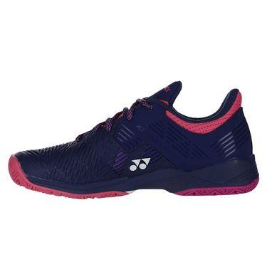 Yonex Sonicage 2 Womens Tennis Shoe Navy/Pink
