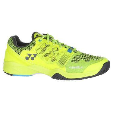 Yonex Power Cushion Sonicage Mens Tennis Shoe - Lime/Yellow
