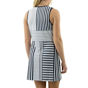 Sergio Tacchini Melbourne Dress Womens Night Sky/Multi STWS2138935 215