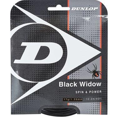 Dunlop Black Widow 17G Tennis String