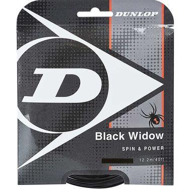 Dunlop Black Widow 18G Tennis String