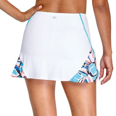 Tail Sunrise Riviera Kent 13.5 Inch Skirt Womens Chalk TA6058 1201