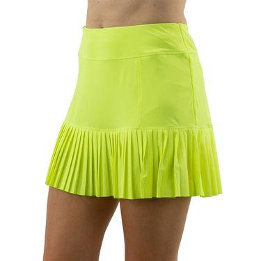 Jofit Limonata Knife Pleat Skirt Womens Citron TB0007 CIT