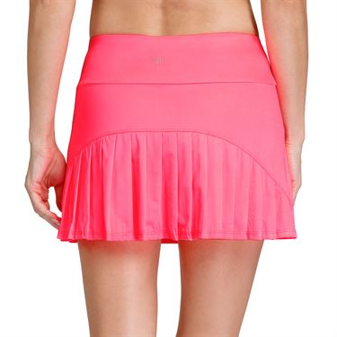 Tail Electric Motion Nolita 13.5 inch Back Pleat Skirt Womens Electric Pink TC6914 0381