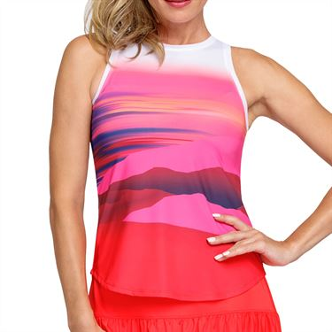Tail Coral Bay Candy Tank Womens Candy Coated TD2748 J649