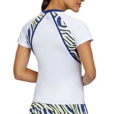 Tail Zebra Safari Odette Top Womens Chalk TD2847 1201