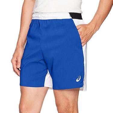 Asics Centerline Short Mens Royal Blue/White TE3359 4301