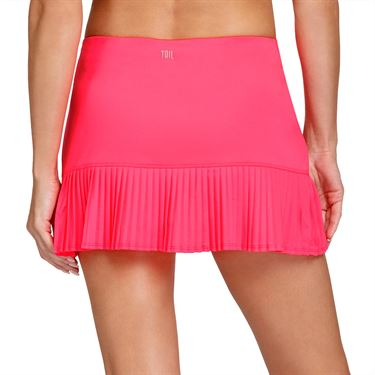 Tail Free Spirit Alaina Micro Pleat Skirt Womens Rose Punch TE6916 J699