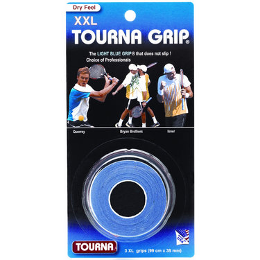 Tourna Grip XXL OverGrip (3 pack)