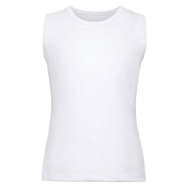 Fila Girls Full Back Tank White TG018396 100