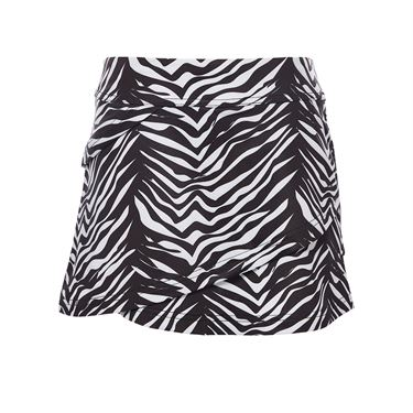 Fila Core Girls Performance Tiered Skirt Zebra Print/White TG018397 002