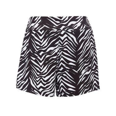 Fila Core Girls Performance Double Layer Short Zebra Print/White TG018398 002