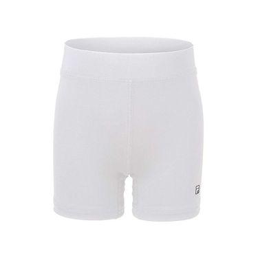 Fila Girls Ball Short White TG018399 100