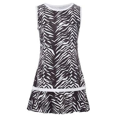 Fila Core Girls Performance Dress Zebra Print/White TG018413 002