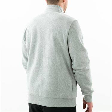 Fila Match Fleece Full Zip Jacket Mens Grey TM016942 073