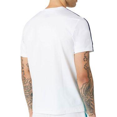 Fila Legends Ombre Crew Shirt Mens White/Ombre/Beach Glass/Paradise TM036831 100