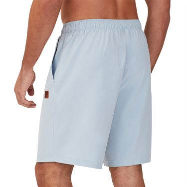 Fila Cross Court Solid Short Mens Blue Fog TM118277 450