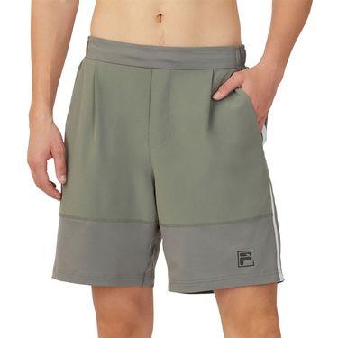 Fila Tie Breaker Short Mens Agave Green/Glacier Gray TM118556 359