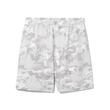 Fila Deuce Court Printed Short Mens White/Multi Print TM13A881 108