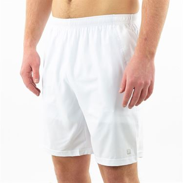 Fila Fundamental Double Layer Short Mens White TM161NZ2 100