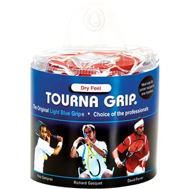 Tourna Grip Overgrip 30 pack reel