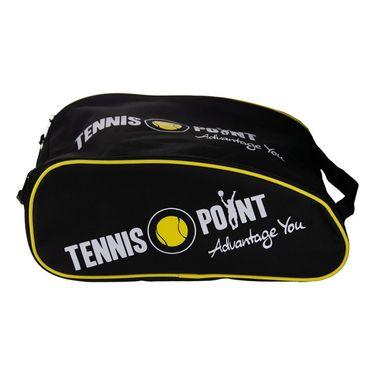 Tennis-Point Shoe Bag - Black