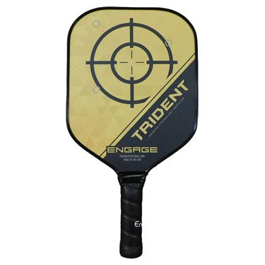 Engage Trident Pickleball Paddle - Gold