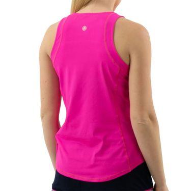 Jofit Rojito Game Set Tank Womens Fluorescent Pink TT0016 FLP
