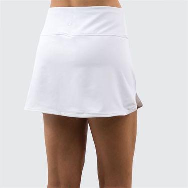 Fila Essentials Tie Break Skirt Womens White TW016451 100