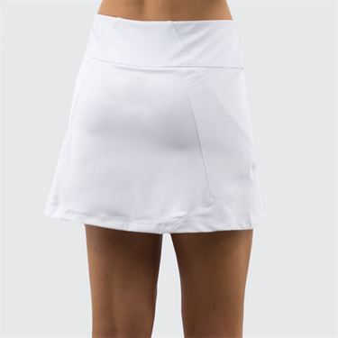 Fila Essentials Power 15 inch Skirt Womens White TW016452 100
